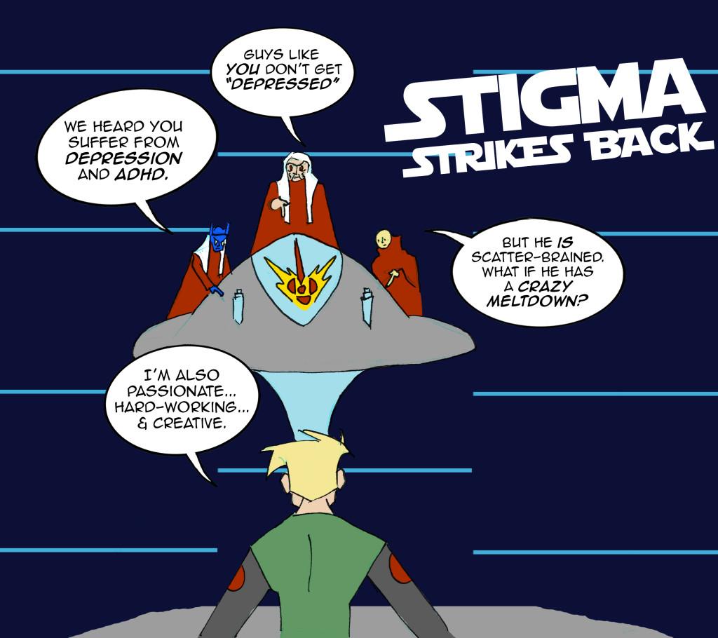 The Stigma Strikes Back - Institutional Stigma