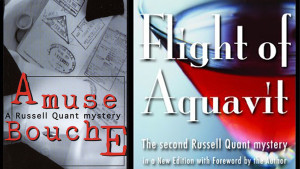 Q & A (based on the Russell Quant mystery novels)