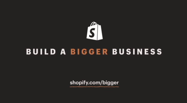 Shopify's Build a BIGGER Business